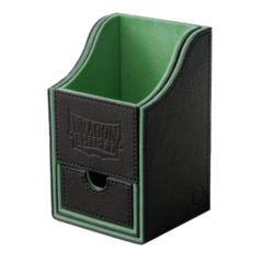 Dragon Shield - Nest Box Plus - Black & Green